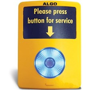 Customer / Emergency Call button