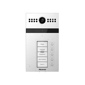 Akuvox R26B intercom, incl. opbouw set