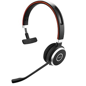 Jabra Evolve 65 UC Mono incl. Charg stand & Link 370