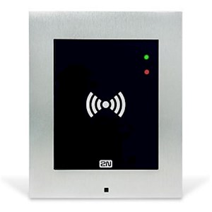 2N Access Unit - 13.56MHz kaartlezer NFC Toegangscontrole