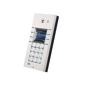 Helios IP 3x2 button + keypad + cam. + display