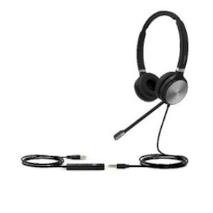 UH36 Dual, USB Headset IP phone