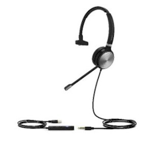 UH36 Mono, USB Headset IP phone