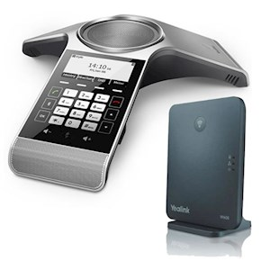 Yealink CP930W incl. W60B DECT Audioconferentie