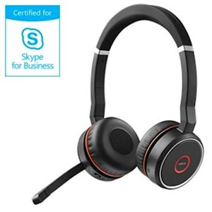 Jabra Evolve 75 MS - Headset, Stereo