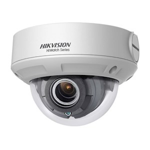HiWatch 4MP Dome IP Camera, IR, IP67, VF