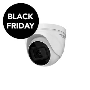 HiWatch 4MP Turret IP Camera, EXIR, IP67, VF