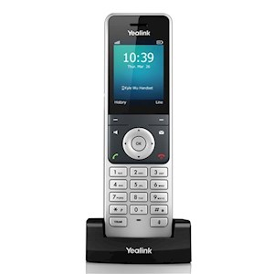 Yealink W56H handset, incl. voedingsadapter